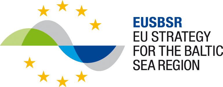 EUSBSR logo - EU Strategy for the Baltic Sea Region